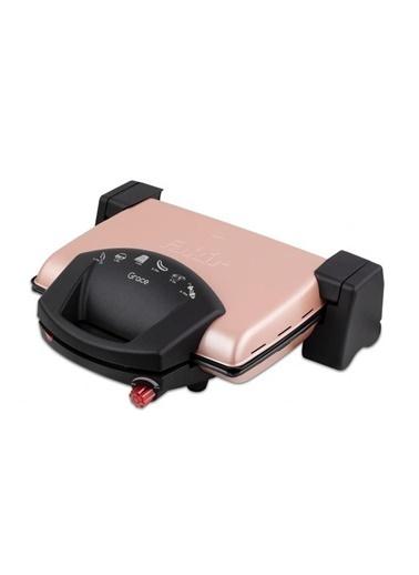 Fakir Fakir Grace  Ayarlanabilir Isı Kontrol Düğmeli 4 Dilim Tost Kapasiteli 800 Watt Renkli Tost Makinesi Renkli